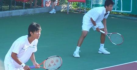 Campeones Dobles Open Kiroleta año 2007