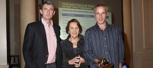 El Club Kiroleta subcampeón del Campeonato  VascoNavarroRiojanoCántabro por equipos +35