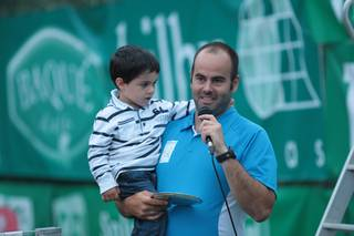 XXVII Open Kiroleta, homenaje a Sergio Pérez