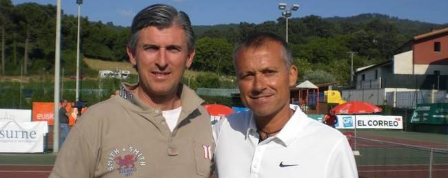 Igor Del Busto y Nico Margets