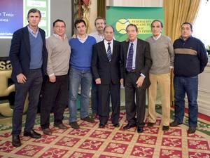 Reconocimiento Federación Vasca Tenis al Open Kirolea