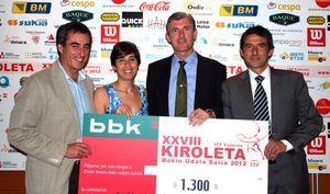 Presentación Open Kiroleta