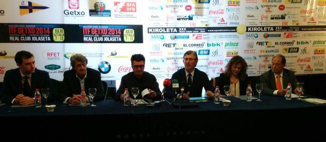 Rueda Prensa XXX Open Kiroleta