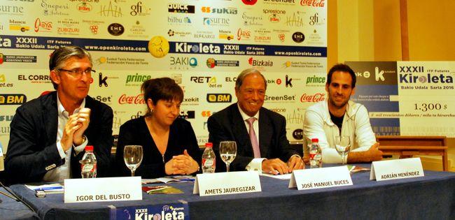 Presentacion Oficial Open Kiroleta Bakio