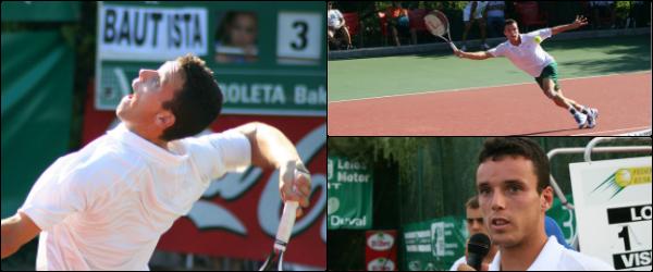 Roberto Bautista en Open Kiroleta Bakio