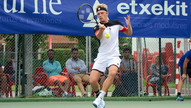 Davidovich semifinalista de Rolang Garros Junior 1