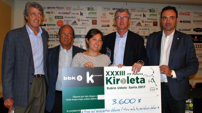 Presentación oficial Open Kiroleta