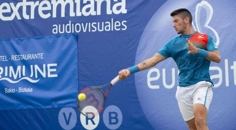Roberto Ortega Bakio Open Kiroleta
