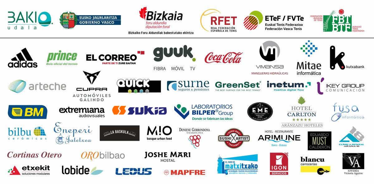 Patrocinadores Open Kiroleta