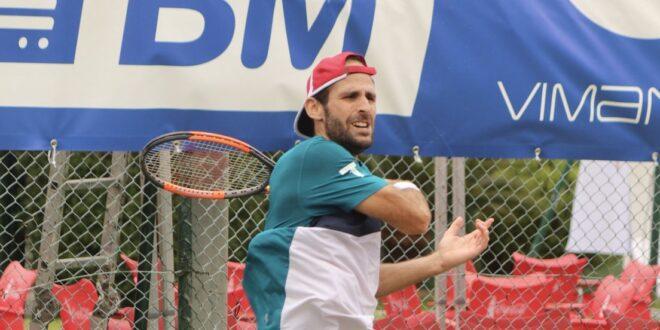 Adrian Menéndez en Bakio