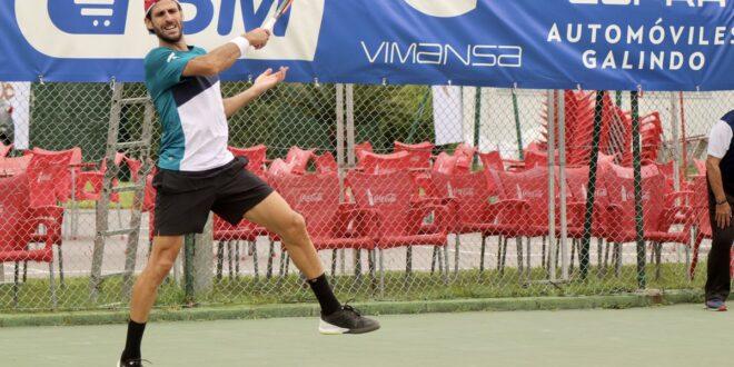 Adrián Menéndez Open Kiroleta